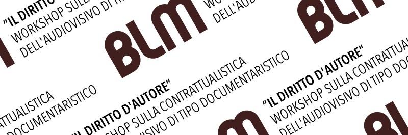 """""""IL DIRITTO D'AUTORE""""  WORKSHOP  SULLA CONTRATTUALISTICA DELL'AUDIOVISIVO  DI TIPO DOCUMENTARISTICO"""