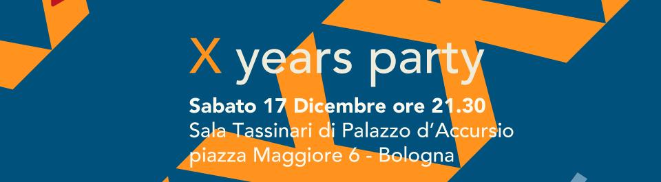 FESTA PER IL DOPPIO ANNIVERSARIO D.E-R & DOCUNDER30 Il primo festival italiano dedicato agli autori under30 di tutto il mondo
